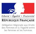 logo Direction Régionale Droit Femme Egalité