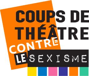 Logo coup de théâtre contre le sexisme